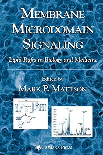 9781617375156: Membrane Microdomain Signaling: Lipid Rafts in Biology and Medicine