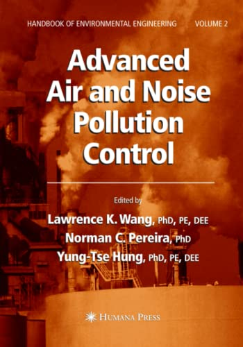 9781617375170: Advanced Air and Noise Pollution Control: Volume 2 (Handbook of Environmental Engineering)