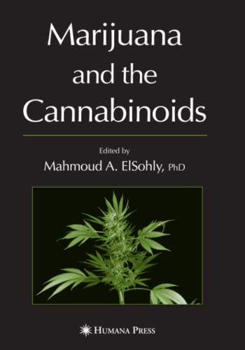 9781617375811: Marijuana and the Cannabinoids (Forensic Science and Medicine)