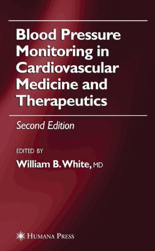 9781617376108: Blood Pressure Monitoring in Cardiovascular Medicine and Therapeutics (Clinical Hypertension and Vascular Diseases)