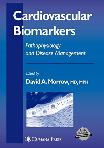 Cardiovascular Biomarkers Pathophysiology and Disease Management Contemporary Cardiology