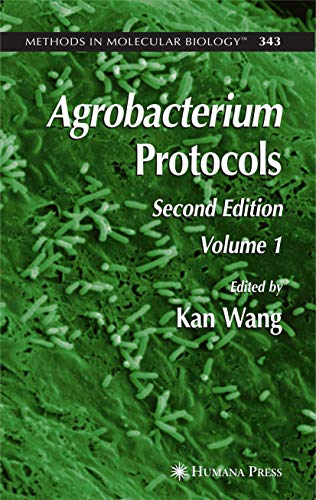 9781617376283: Agrobacterium Protocols: Volume I (Methods in Molecular Biology)