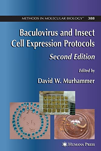 9781617376290: Baculovirus and Insect Cell Expression Protocols (Methods in Molecular Biology)