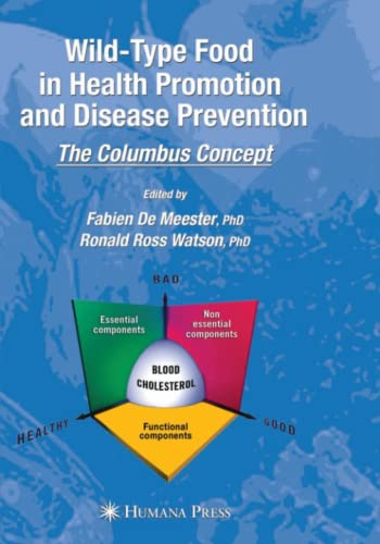 9781617377082: Wild-type Food in Health Promotion and Disease Prevention: The Columbus Concept