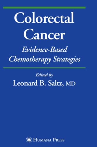 9781617377563: Colorectal Cancer: Evidence-based Chemotherapy Strategies (Current Clinical Oncology)