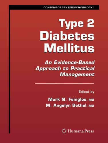 9781617377839: Type 2 Diabetes Mellitus:: An Evidence-Based Approach to Practical Management (Contemporary Endocrinology)