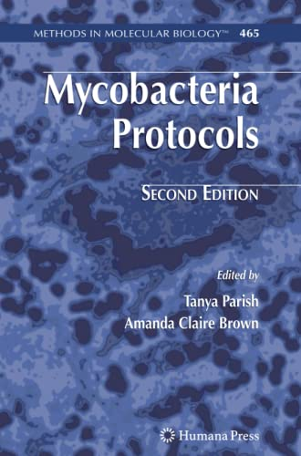 9781617378263: Mycobacteria Protocols (Methods in Molecular Biology)