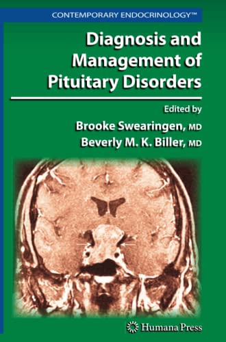 Diagnosis and Management of Pituitary Disorders Contemporary Endocrinology