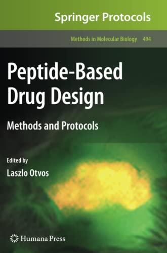 9781617378690: Peptide-Based Drug Design (Methods in Molecular Biology)