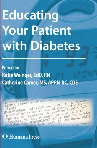 9781617378782: Educating Your Patient with Diabetes (Contemporary Diabetes)