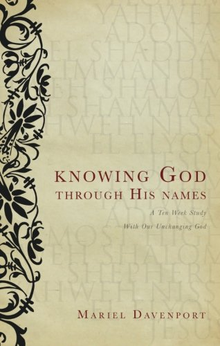 9781617393761: Knowing God Through His Names