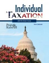 9781617401626: Individual Taxation 2015 Edition