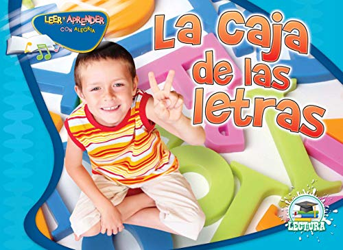 9781617416217: La caja de las letras / Letter Box: Lap Book (Happy Reading Happy Learning Spanish Lap Books)