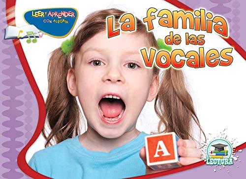 9781617416248: La familia de las vocales Lap Book (Happy Reading Happy Learning Spanish Lap Books)
