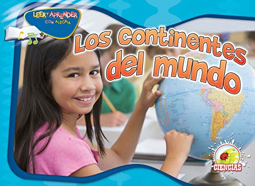 9781617416415: Los continentes del mundo Lap Book (Happy Reading Happy Learning Spanish Lap Books)