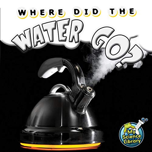 Where Did the Water Go? (My Science Library): Amy S. Hansen