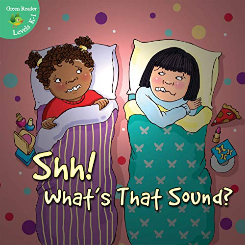 9781617418037: Shh! What's That Sound? (Little Birdie Books, K-1 Green)