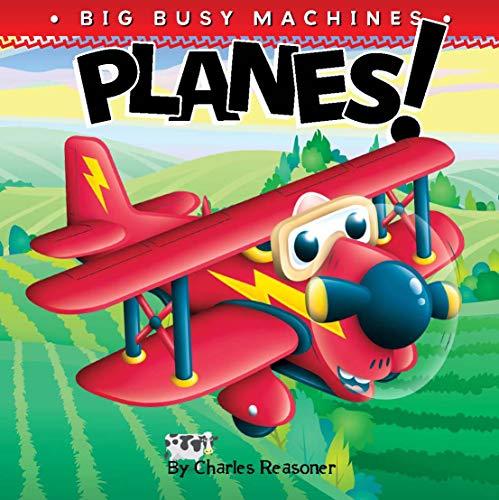 9781617418747: Planes! (Big Busy Machines)