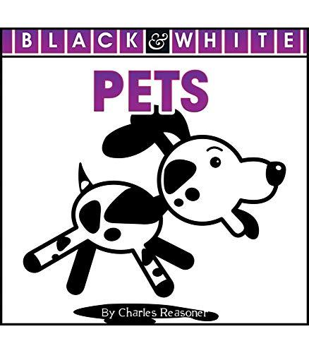 9781617418860: Black & White: Pets (Black & White (Little Birdie Books))