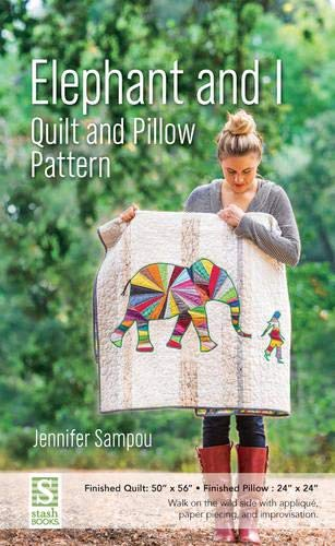 9781617450952: Elephant and I Quilt and Pillow Pattern