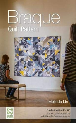 9781617452123: Braque Quilt Pattern: Finished Quilt: 60
