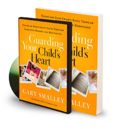 9781617470318: Guarding Your Child's Heart Family Kit: Establish Your Child's Faith Through Scripture Memory and Meditation
