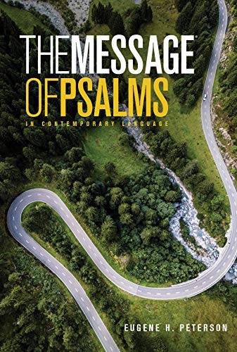 The Message the Book of Psalms (Repack): Peterson, Eugene H.