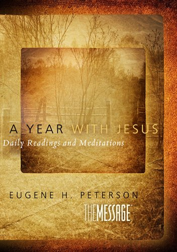 9781617478949: A Year with Jesus