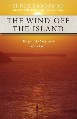 9781617568299: The Wind Off the Island: Voyage to the Playground of the Gods