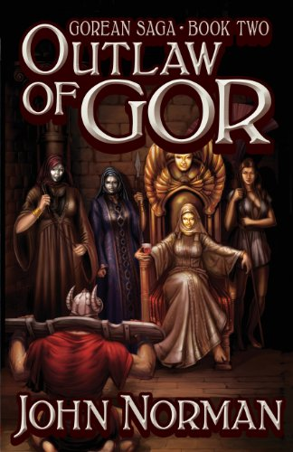 9781617569920: Outlaw of Gor (Gorean Saga, Book 2) Special Edition