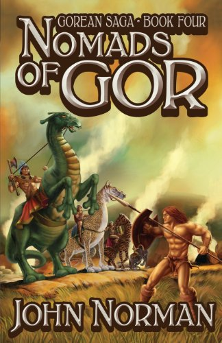 9781617569944: Nomads of Gor (Gorean Saga, Book 4) - Special Edition