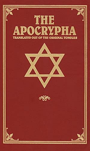 9781617590283: The Apocrypha: Translated out of the Original Tongues