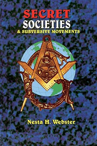 9781617590474: Secret Societies & Subversive Movements