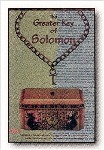 9781617590504: The Greater Key of Solomon