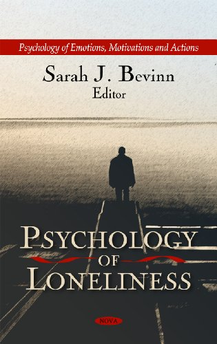 9781617612145: Psychology of Loneliness (Psychology of Emotions Motivations and Actions)