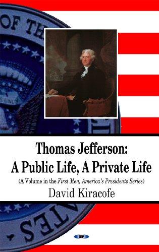 9781617616792: Thomas Jefferson (First Men, America's Presidents)