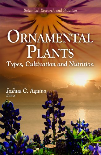 9781617617362: Ornamental Plants: Types, Cultivation and Nutrition (Botanical Research and Practices)