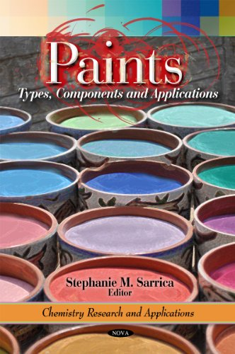 9781617618130: Paints: Types, Components, and Applications (Chemistry Research and Applications)