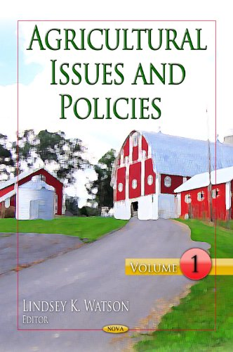 9781617619724: Agricultural Issues & Policiesv. 1 (Agricultural Issues and Policies)