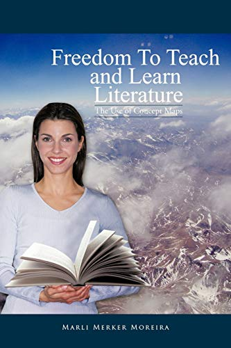 9781617640490: Freedom to Teach and Learn Literature: The Use of Concept Maps