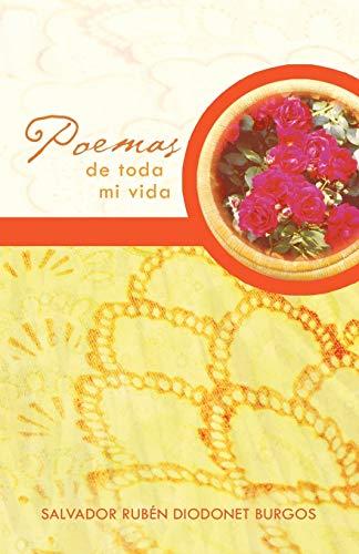 Poemas de Toda Mi Vida (Paperback): Salvador Rub Burgos