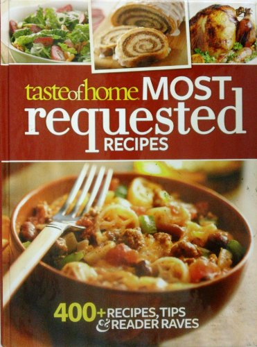9781617651106: Taste of Home Most Requested Recipes