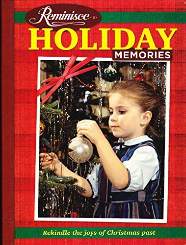 Reminisce Holiday Memories: Amy Glander
