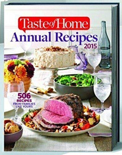 9781617653483: Taste of Home Quick Cooking Annual Recipes 2015