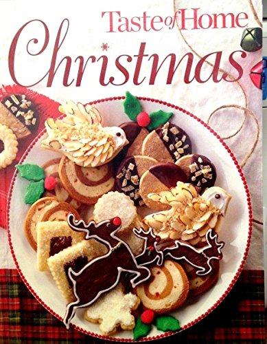 9781617654480: Taste of Home Christmas 2015 Cookbook
