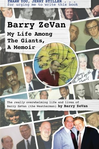 9781617662652: Barry ZeVan: My Life Among The Giants, A Memoir: THANK YOU, JERRY STILLER . . . for urging me to write this book