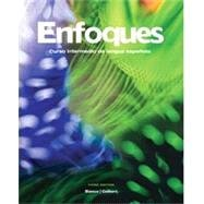 9781617670213: Enfoques, 3rd Edition, Student Edition (Book, Supersite Access Code & Student Activities Manual) (Spanish Edition)