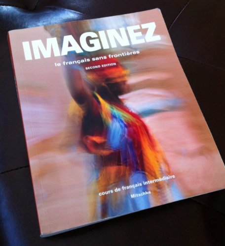 9781617670435: Imaginez, 2nd Edition, Student Edition