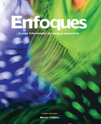 9781617670824: Enfoques 3rd Edition - Includes Loosefeaf Edition and Supersite PLUS code (Supersite, WebSAM code and vText) - CODE INCLUDES FOR ALL THREE SITES WITH THIS ISBN