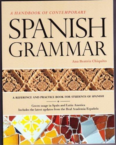 9781617672071: Spanish Grammar SE (NFS - for Instructors Only)